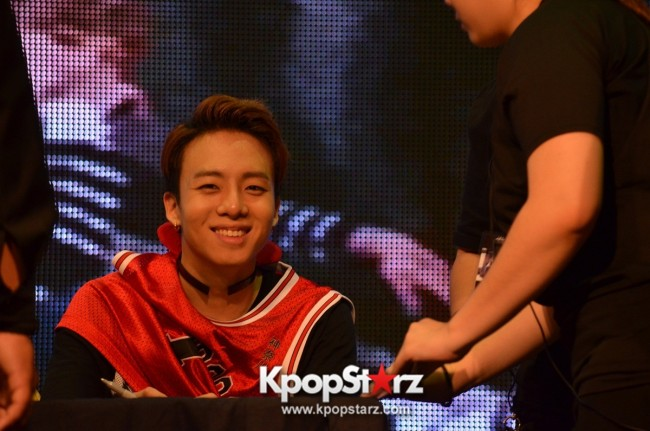 Topp Dogg at Topp Dogg First Showcase 2014 Live in Malaysia - Dec 7, 2014 [PHOTOS]key=>70 count86
