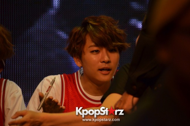 Topp Dogg at Topp Dogg First Showcase 2014 Live in Malaysia - Dec 7, 2014 [PHOTOS]key=>78 count86