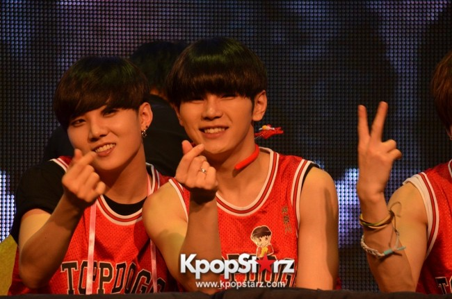Topp Dogg at Topp Dogg First Showcase 2014 Live in Malaysia - Dec 7, 2014 [PHOTOS]key=>84 count86