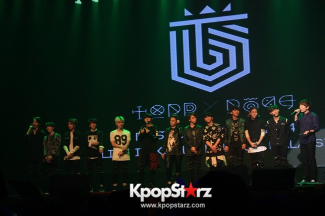 Topp Dogg at Topp Dogg First Showcase 2014 Live in Malaysia - Dec 7, 2014 [PHOTOS]key=>7 count86