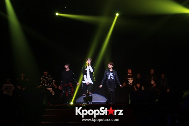 Topp Dogg at Topp Dogg First Showcase 2014 Live in Malaysia - Dec 7, 2014 [PHOTOS]key=>4 count86