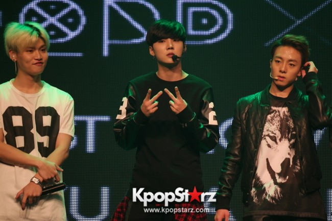 Topp Dogg at Topp Dogg First Showcase 2014 Live in Malaysia - Dec 7, 2014 [PHOTOS]key=>9 count86
