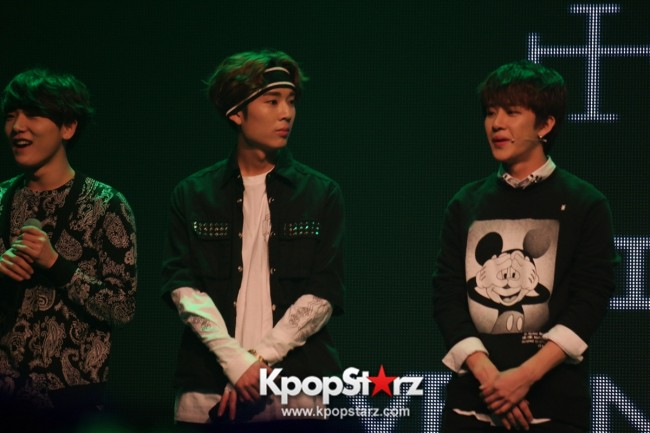 Topp Dogg at Topp Dogg First Showcase 2014 Live in Malaysia - Dec 7, 2014 [PHOTOS]key=>17 count86