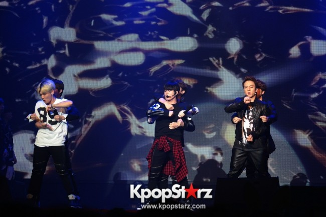Topp Dogg at Topp Dogg First Showcase 2014 Live in Malaysia - Dec 7, 2014 [PHOTOS]key=>5 count86