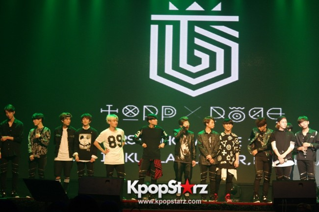Topp Dogg at Topp Dogg First Showcase 2014 Live in Malaysia - Dec 7, 2014 [PHOTOS]key=>6 count86