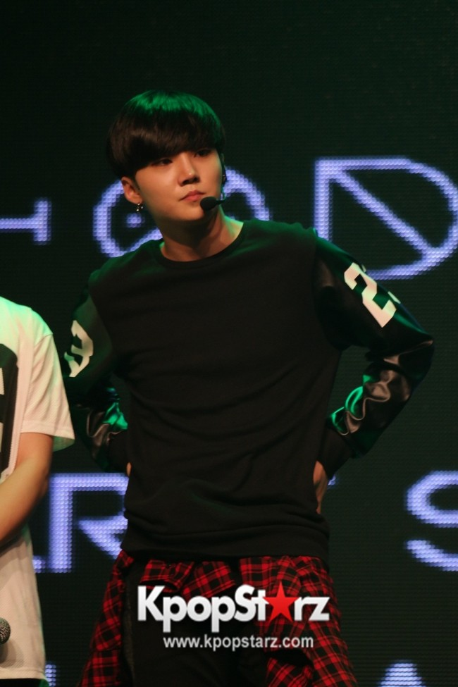 Topp Dogg at Topp Dogg First Showcase 2014 Live in Malaysia - Dec 7, 2014 [PHOTOS]key=>12 count86