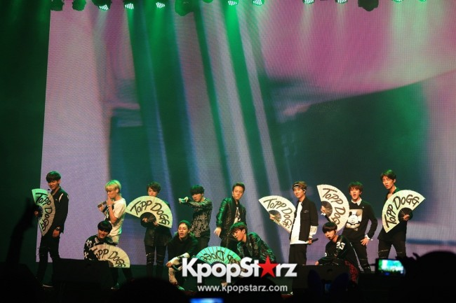 Topp Dogg at Topp Dogg First Showcase 2014 Live in Malaysia - Dec 7, 2014 [PHOTOS]key=>0 count86