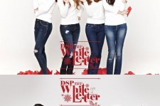 DSP Releases Images Of KARA And A-JAX In Special Album 'White Letter'