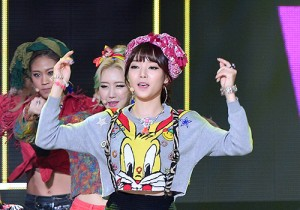 WASSUP [Shut Up U] at SBS MTV The Show : All about K-POP Season 4