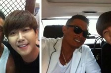 Choo Sunghoon Reveals Friendly Photo with Kwanghee