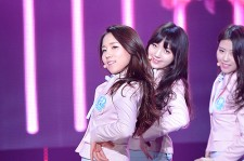 Lovely [Candy Jelly Love] at SBS MTV The Show : All about K-POP Season 4