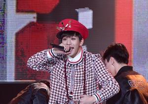 Bigflo [Big Mama Jama] at SBS MTV The Show : All about K-POP Season 4 -