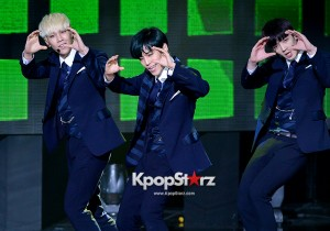 Boys Republic [The Real One] at SBS MTV The Show : All about K-POP Season 4