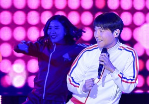 Lim Chang Jung [Shall We Dance With Dr. Lim] at SBS MTV The Show : All about K-POP Season 4