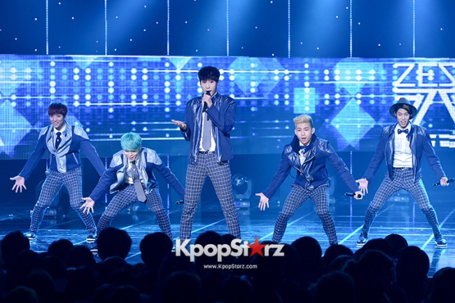 Zest [My All] at SBS MTV The Show : All about K-POP Season 4key=>1 count11