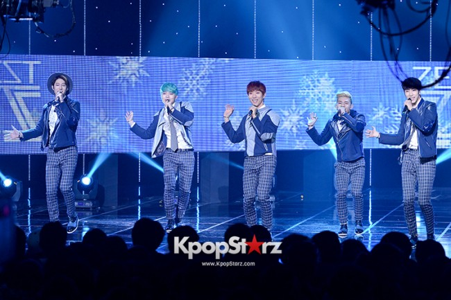 Zest [My All] at SBS MTV The Show : All about K-POP Season 4key=>3 count11