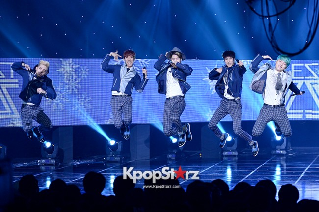 Zest [My All] at SBS MTV The Show : All about K-POP Season 4key=>5 count11