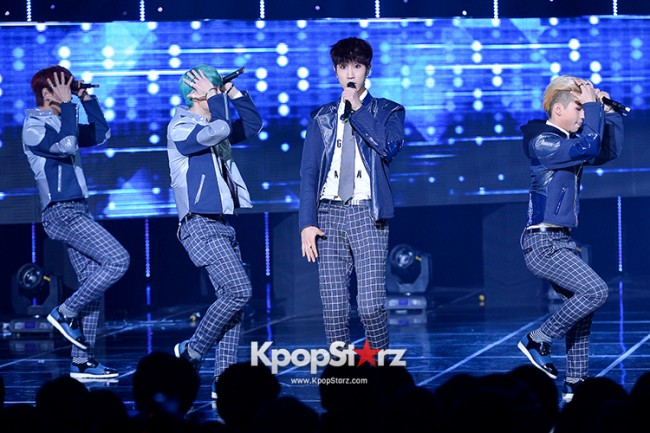 Zest [My All] at SBS MTV The Show : All about K-POP Season 4key=>6 count11