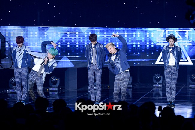 Zest [My All] at SBS MTV The Show : All about K-POP Season 4key=>8 count11