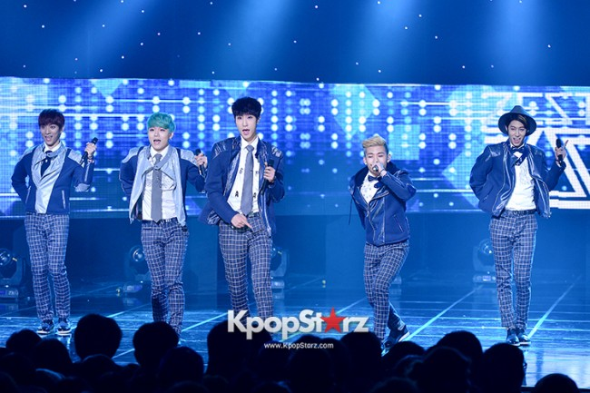 Zest [My All] at SBS MTV The Show : All about K-POP Season 4key=>9 count11
