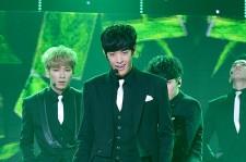 CROSSGENE [I'm Not A Boy, Yet Not A Man] at SBS MTV The Show : All about K-POP Season 4