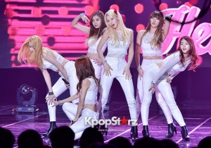 HELOOVENUS [Sticky Sticky] at SBS MTV The Show : All about K-POP Season 4