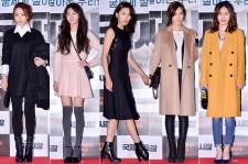 Kang Ye Won, Kim Sae Ron, Kim Seo Hyung, Kim So Yeon and Kim Ji Soo Attend a VIP Premiere of Upcoming Film 'International Market'