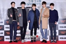 EXO and Kim Ian Attend a VIP Premiere of Upcoming Film 'International Market' - Dec 10, 2014 [PHOTOS]