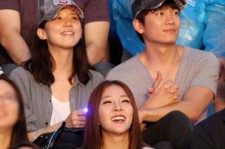 BoA and Jisung-Lee Bo Young Couple