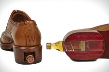 These Shoes Conceal Mini Bottles Of Whiskey