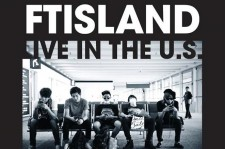 FTISLAND is coming to New York City and Los Angeles.