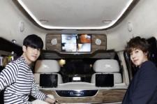 SM Reveals Hyundai Van at SM Fair