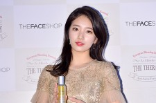 Miss A's Suzy at The Face Shop Opening Event