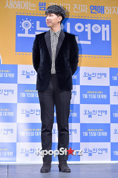 Lee Seung Gi Attends a Press Conference of Upcoming Movie 'Today's Love' key=>24 count71