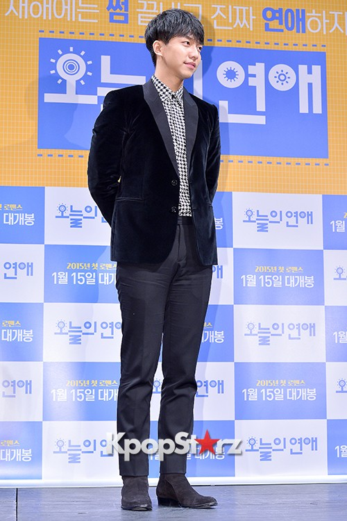 Lee Seung Gi Attends a Press Conference of Upcoming Movie 'Today's Love' key=>28 count71