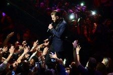 Justin Timberlake Gets Emotional At His Concert. Find Out Why