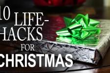 Life Hacks You Need To Know For The Christmas!