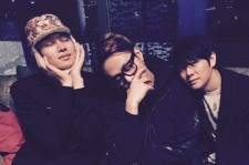 heechul goes to yong junhyung's birthday party