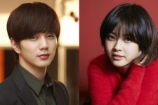 Yoo Seung Ho and Go Ara