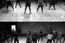 GD X Taeyang Dance Practice