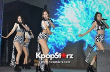 Girl's Day In Singapore For The First Time, Receives Overwhelming Love At KStar Fanfest Concert