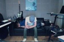 Tablo Shows His Studio