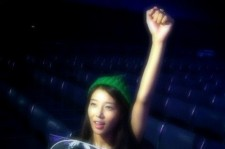 Wonder Girls Yoobin Shows Her Love For JYP...Park Jin Young Fan's Majesty