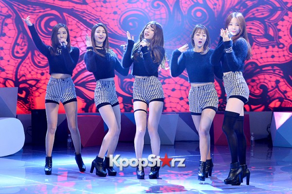 SAF EXID Cover Dance - Dec 25, 2014 [PHOTOS]key=>46 count62
