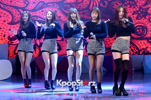 SAF EXID Cover Dance - Dec 25, 2014 [PHOTOS]key=>59 count62