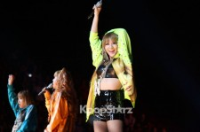 2NE1 CL at 'New Evolution' World Tour in New Jersey on Aug 17, 2012