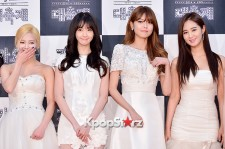 Girls Generation[SNSD] at 2014 KBS Gayo Daechukje Red Carpet