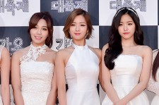A Pink at 2014 KBS Gayo Daechukje Red Carpet