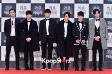 Teen top at 2014 KBS Gayo Daechukje Red Carpet