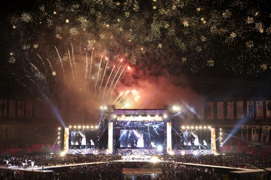 SMTOWN Live Amazing Performance Lacks One Thingkey=>0 count1